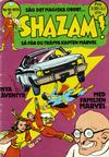 Cover for Shazam! (Williams Förlags AB, 1974 series) #10/1974