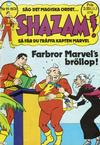 Cover for Shazam! (Williams Förlags AB, 1974 series) #11/1974
