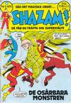 Cover for Shazam! (Williams Förlags AB, 1974 series) #5/1975
