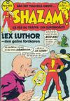 Cover for Shazam! (Williams Förlags AB, 1974 series) #6/1975