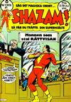 Cover for Shazam! (Williams Förlags AB, 1974 series) #1/1976