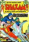 Cover for Shazam! (Williams Förlags AB, 1974 series) #3/1976