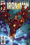 Cover for Iron Man (Marvel, 1998 series) #36