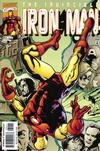 Cover for Iron Man (Marvel, 1998 series) #39