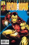 Cover for Iron Man (Marvel, 1998 series) #40