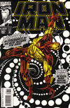 Cover Thumbnail for Iron Man (1968 series) #307 [Direct Edition]