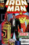 Cover for Iron Man (Marvel, 1968 series) #313