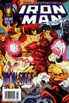 Cover Thumbnail for Iron Man (1968 series) #331 [Newsstand]