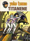 Cover for Yoko Tsuno (Interpresse, 1981 series) #2 - Titanene