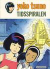 Cover for Yoko Tsuno (Interpresse, 1981 series) #5 - Tidsspiralen