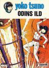 Cover for Yoko Tsuno (Semic, 1987 series) #8 - Odins ild