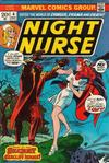 Cover for Night Nurse (Marvel, 1972 series) #4