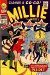 Cover for Millie the Model (Marvel, 1966 series) #152
