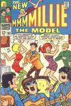 Cover for Millie the Model (Marvel, 1966 series) #163