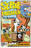 Cover for Serie-paraden [Serieparaden] (Semic, 1987 series) #4/1991