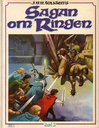 Cover Thumbnail for Sagan om ringen (Atlantic Förlags AB, 1979 series) #2