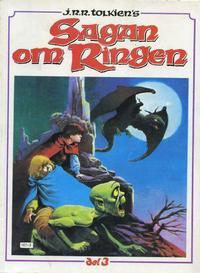 Cover Thumbnail for Sagan om ringen (Atlantic Förlags AB, 1979 series) #3