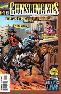 Cover Thumbnail for Gunslingers (Marvel, 2000 series) #1