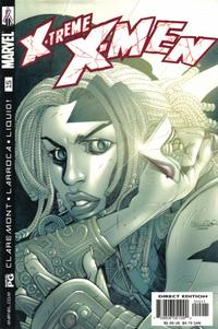 Cover Thumbnail for X-Treme X-Men (Marvel, 2001 series) #15 [Direct Edition]