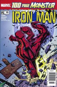 Cover Thumbnail for Iron Man (Marvel, 1998 series) #46 (391)