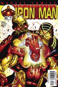 Cover Thumbnail for Iron Man (Marvel, 1998 series) #47 (392)