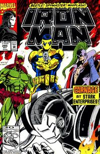 Cover Thumbnail for Iron Man (Marvel, 1968 series) #285