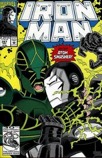 Cover Thumbnail for Iron Man (Marvel, 1968 series) #287