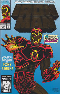 Cover Thumbnail for Iron Man (Marvel, 1968 series) #290