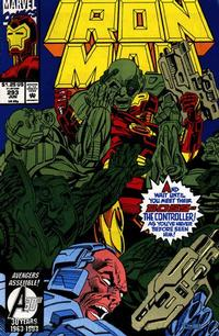 Cover Thumbnail for Iron Man (Marvel, 1968 series) #293