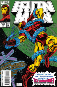Cover Thumbnail for Iron Man (Marvel, 1968 series) #294