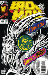 Cover Thumbnail for Iron Man (Marvel, 1968 series) #295
