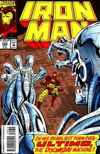 Cover Thumbnail for Iron Man (Marvel, 1968 series) #299