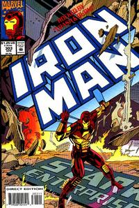 Cover Thumbnail for Iron Man (Marvel, 1968 series) #303 [Direct]