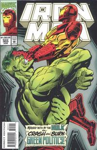 Cover Thumbnail for Iron Man (Marvel, 1968 series) #305