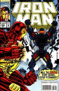Cover Thumbnail for Iron Man (Marvel, 1968 series) #308