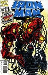 Cover Thumbnail for Iron Man (Marvel, 1968 series) #309