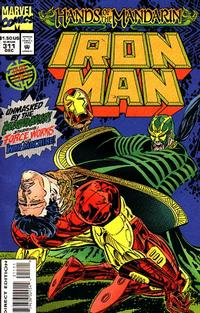 Cover for Iron Man (Marvel, 1968 series) #311