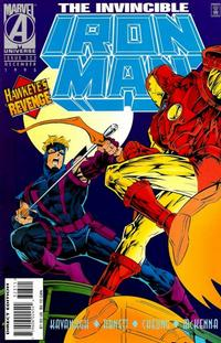 Cover Thumbnail for Iron Man (Marvel, 1968 series) #323
