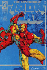 Cover Thumbnail for Iron Man (Marvel, 1968 series) #325 [Direct Edition]