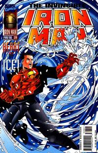 Cover Thumbnail for Iron Man (Marvel, 1968 series) #328 [Direct Edition]