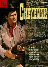 Cover Thumbnail for Cheyenne (Dell, 1957 series) #9