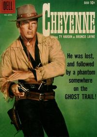 Cover Thumbnail for Cheyenne (Dell, 1957 series) #10