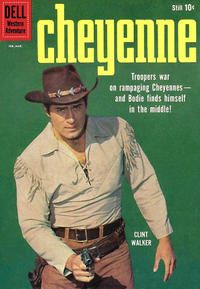 Cover Thumbnail for Cheyenne (Dell, 1957 series) #14
