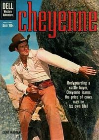 Cover Thumbnail for Cheyenne (Dell, 1957 series) #15