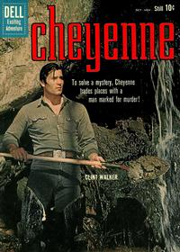Cover Thumbnail for Cheyenne (Dell, 1957 series) #18
