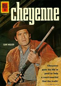 Cover Thumbnail for Cheyenne (Dell, 1957 series) #25