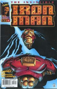 Cover Thumbnail for Iron Man (Marvel, 1996 series) #3 [Direct Edition]