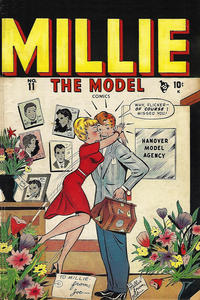 Cover Thumbnail for Millie the Model Comics (Marvel, 1945 series) #11