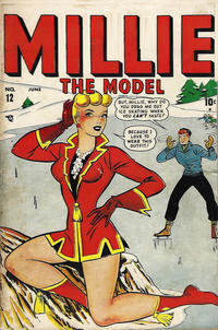 Cover Thumbnail for Millie the Model Comics (Marvel, 1945 series) #12