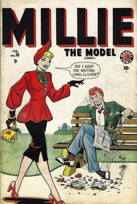 Cover Thumbnail for Millie the Model Comics (Marvel, 1945 series) #16